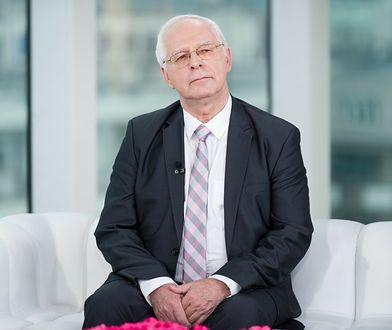 Jerzy Zięba pozywa szefa Naczelnej Rady Lekarskiej