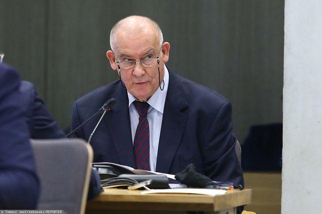 Komisja w Sejmie zdecydowała w sprawie Tadeusza Dziuby