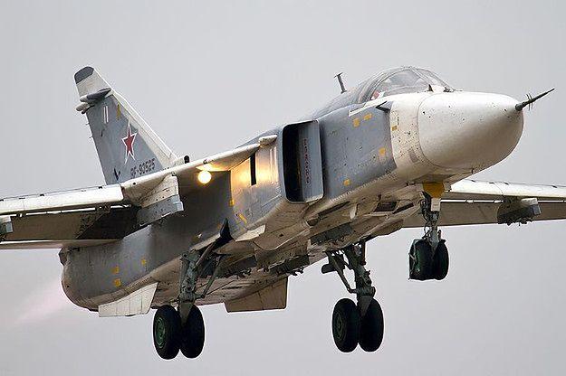Echa zestrzelenia rosyjskiego Su-24 przez turecki F-16. Stanowcza analiza amerykańskiego eksperta