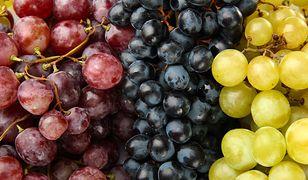 Winogrona to bogactwo składników mineralnych i witamin