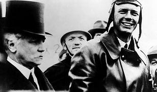Nikt w niego nie wierzył. Stał się ikoną sukcesu. Marka Longines pokochała Lindbergha