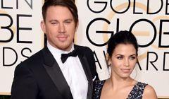 Jenna Dewan Tatum i Channing Tatum: najpiękniejsza para na Złotych Globach