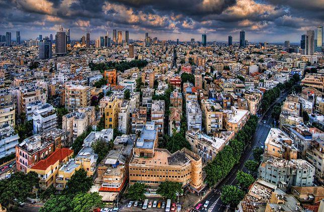 Tel Awiw - miasto, które nie zasypia