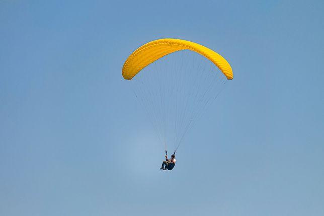 Paralotnia, zdjęcie ilustracyjne