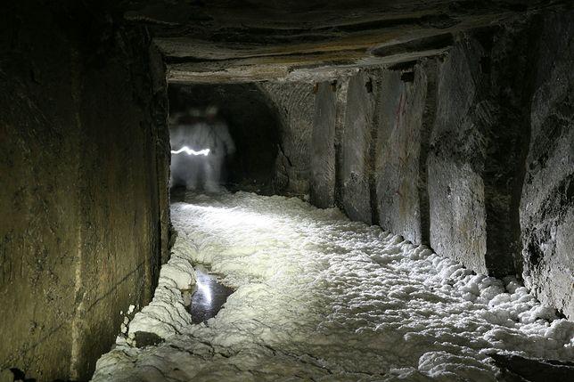 Kopalnia w Wieliczce - w podziemnym labiryncie