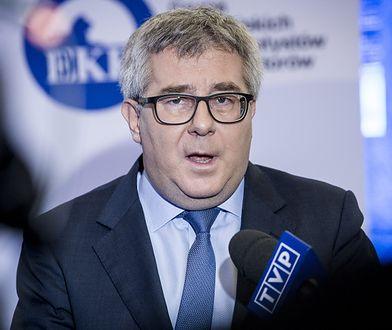 Europoseł Ryszard Czarnecki oficjalnie odwołany z funkcji wiceprzewodniczącego Parlamentu Europejskiego