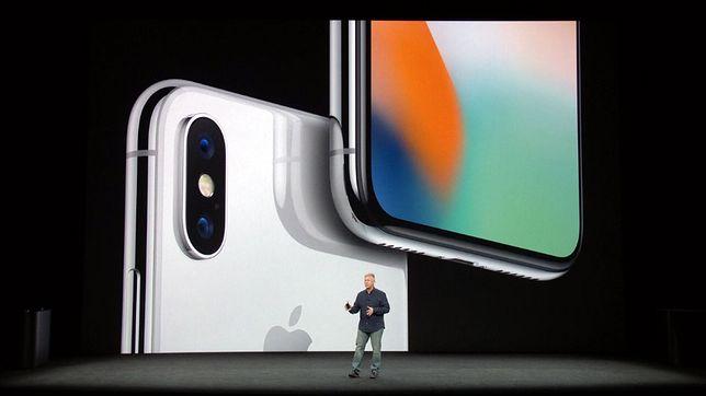 Konferencja Apple oraz nowy iPhone X