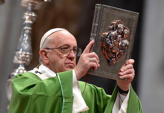 Papież Franciszek o karze śmierci. Kościół zmienia podejście