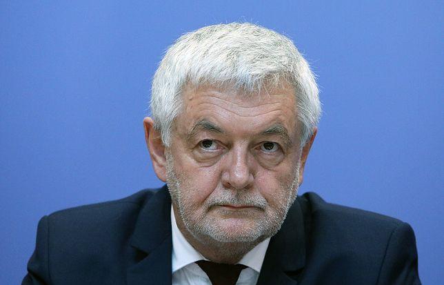 Jan Piekło był ambasadorem RP na Ukrainie w latach 2016–2019