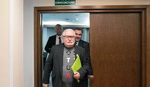 Sławomir Cenckiewicz dał Lechowi Wałęsie 14 dni