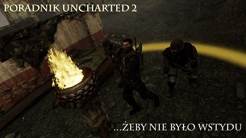 Poradnik: Uncharted 2: Among Thieves