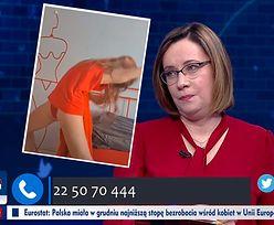 """Obleśne komentarze w TVP Info. """"Na to idą 2 mld zł rocznie"""""""