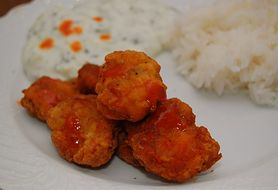 Na imprezę i na weekendowe danie główne - nuggetsy z kurczaka