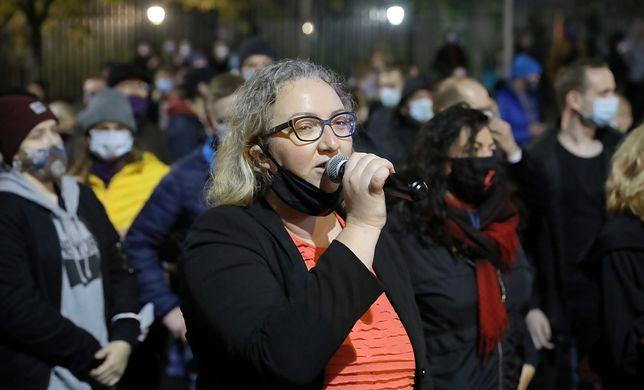 Protest kobiet. Marta Lempart: jesteśmy tak wkurzone, że możemy odwiedzić biura wszystkich polityków