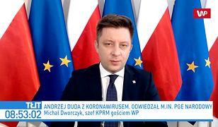 Koronawirus Nowe informacje ws. szpitala polowego na Stadionie Narodowym