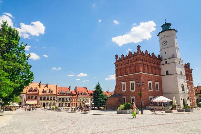 Romantyczna Polska - Sandomierz