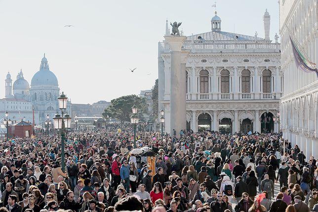 Wejście na plac św. Marka w Wenecji tylko z rezerwacją