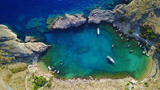 Wyspa Rodos w Grecji