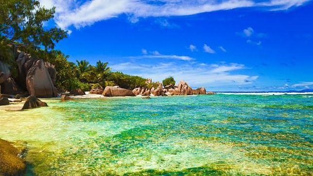 Najpiękniejsze plaże - Anse Source d'Argent, Seszele