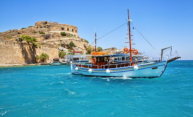 Atrakcje Grecji - Spinalonga