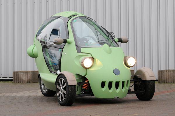 Elektryczna żaba z Pruszkowa