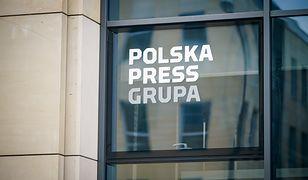 Dorota Kania za Pawła Fąfarę w Polska Press Grupie