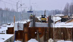 Dąbrowa Górnicza. Kolejne utrudnienia dla kierowców z powodu budowy centrum przesiadkowego. Po zakończeniu inwestycji ma być lepiej