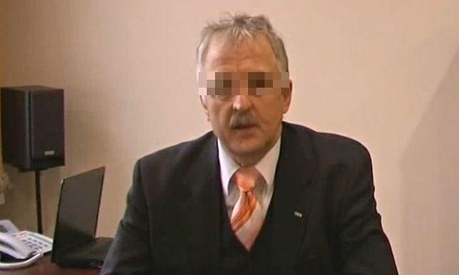 Zbigniew A., dyrektor Zespołu Szkół Elektrycznych nr 2 w Poznaniu