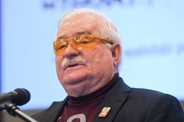 """Lech Wałęsa uważa że należy dyskutować """"pomiędzy różnymi religiami i niewierzącymi"""""""