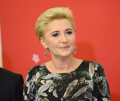 Agata Duda skończyła w tym roku 46 lat