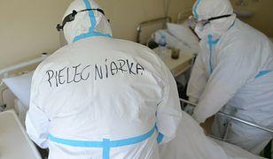 Koronawirus w Polsce. Zakażenia przyczyniły się do śmierci kilkuset pracowników medycznych