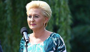 Oświadczenie Agaty Kornhauser-Dudy. Pierwsza dama zabrała głos w sprawie szczególnych ciąż