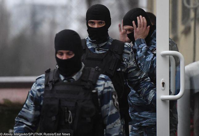 Fala alarmów bombowych w Rosji. Pirotechnicy przeszukują budynki