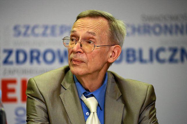 """Koronawirus w Polsce. Padł kolejny rekord. Prof. Gut: """"Ostry wzrost zakażeń, jak na początku pandemii"""""""