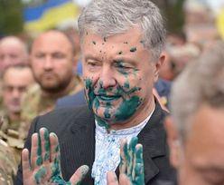 Dwa ataki w centrum Kijowa. Celem były prezydent Ukrainy