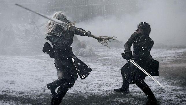 """Kadr z serialu """"Gra o tron"""", HBO"""