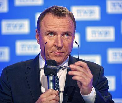 Jacek Kurski rozwiązał umowę z Pawłem Orleańskim