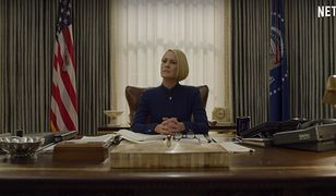 """""""House of Cards"""": Claire Underwood jako pani prezydent w ostatnim sezonie serialu. Jest zwiastun!"""