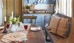 Jak urządzić kuchnię w stylu rustykalnym?