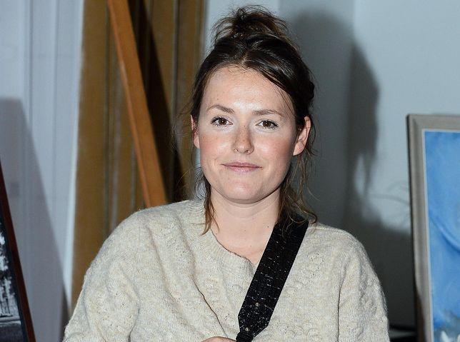 Olga Frycz pokazała swoje stare zdjęcie