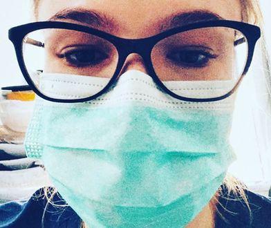 Panna Chirurg, czyli dr n. med. Kalina Jędrzejko, mówi o sytuacji lekarzy w dobie koronawirusa