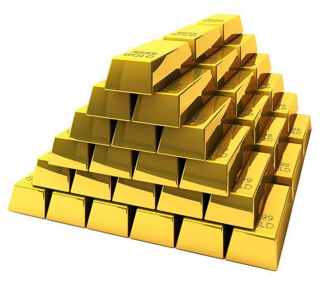 Skąd się bierze cena złota?