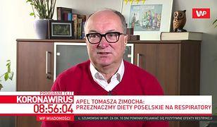 Włodzimierz Czarzasty reaguje na apel Zimocha. Chodzi o walkę z koronawirusem w Polsce