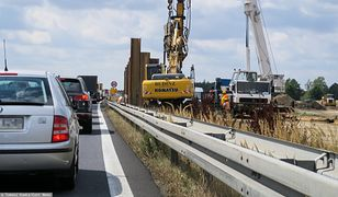 A1. Wyburzanie wiaduktów potrwa cały weekend