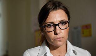 Karolina Piasecka jest zadowolona z wyroku, który zapadł ws. jej męża Rafała P.
