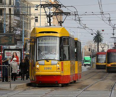 Warszawa. Tramwaje będą kursować z centrum do Wilanowa