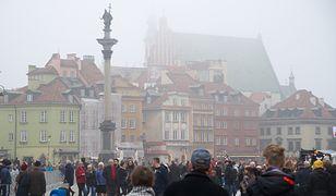Smog w Warszawie. Miasto po raz pierwszy ukarane.