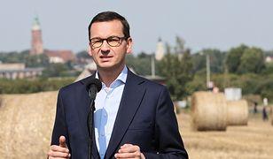 Premier Morawiecki zapewnił, że społeczeństwo chce reformy sądownictwa
