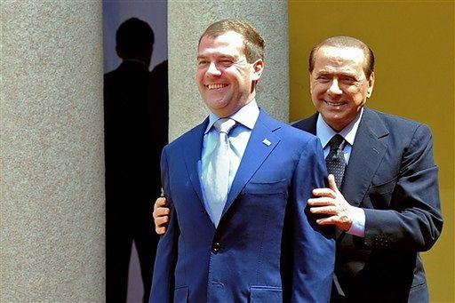 """""""Miedwiediew i Putin są darem od Boga"""""""