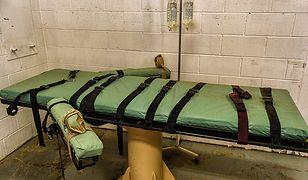 Barbarzyńska egzekucja. Przez dwie godziny szukali żyły na ciele, w którą mogliby wstrzyknąć truciznę